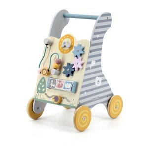 ベビー歩行器 手押し車 カタカタ 木のおもちゃ 歩行練習 ベビートイ おもちゃ 赤ちゃん 玩具 木製トイ カタカタベビー用品 出産祝 ギフト