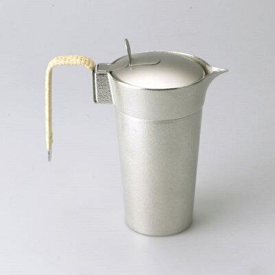 【送料無料】能作蓋付ちろり熱燗竹冷酒本錫100%キッチン用品食器調理器具ワインバー酒用品新築祝い結婚祝い内祝い出産祝い【RCP】