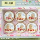 【オリジナル写真ラベル】特別な贈り物を!選べるアイスクリーム6個セット