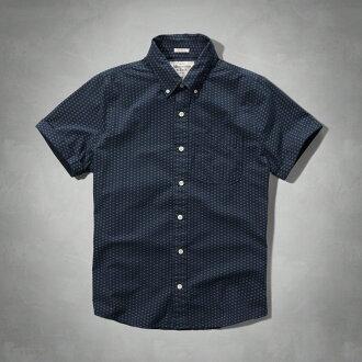 Abercrombie Abercrombie &Fitch short sleeve shirt men's 125-125-0213-023
