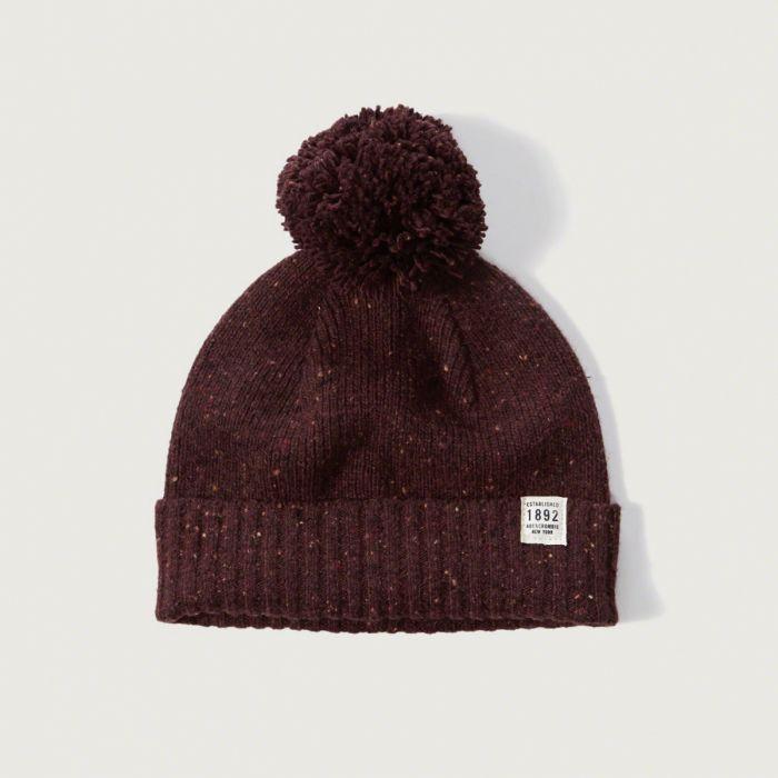 アバクロ ニットキャップ 帽子 メンズ Abercrombie & Fitch アバクロンビー&フィッチ 正規品 116-630-0215-520【170701s】