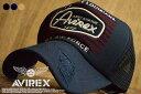 AVIREX アビレックス 帽子 メンズ メッシュキャップ Vintage 17893000【GAL】■05160711【P10】【170401cu-cp】