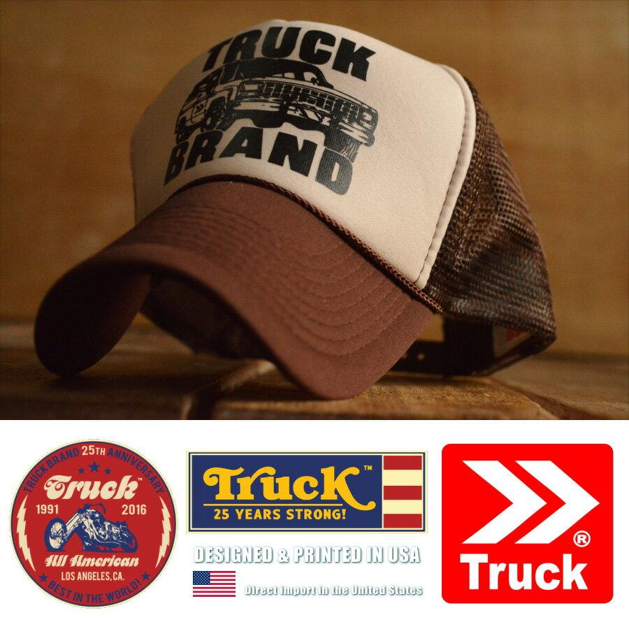 Truck Brand トラックブランド メッシュキャップ メンズ レディース 帽子 J_29