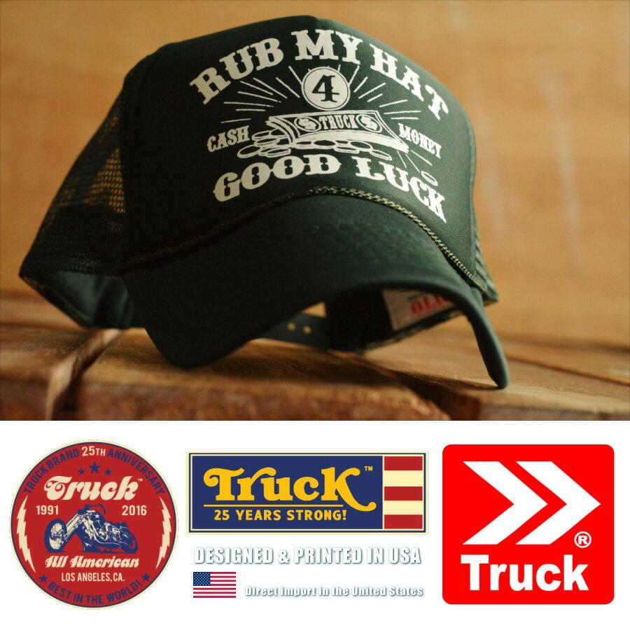 Truck Brand トラックブランド メッシュキャップ メンズ レディース 帽子 J_7