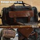 Military ボストンバッグ メンズ Vintage 7997952【ALI】■05161227【170318d】
