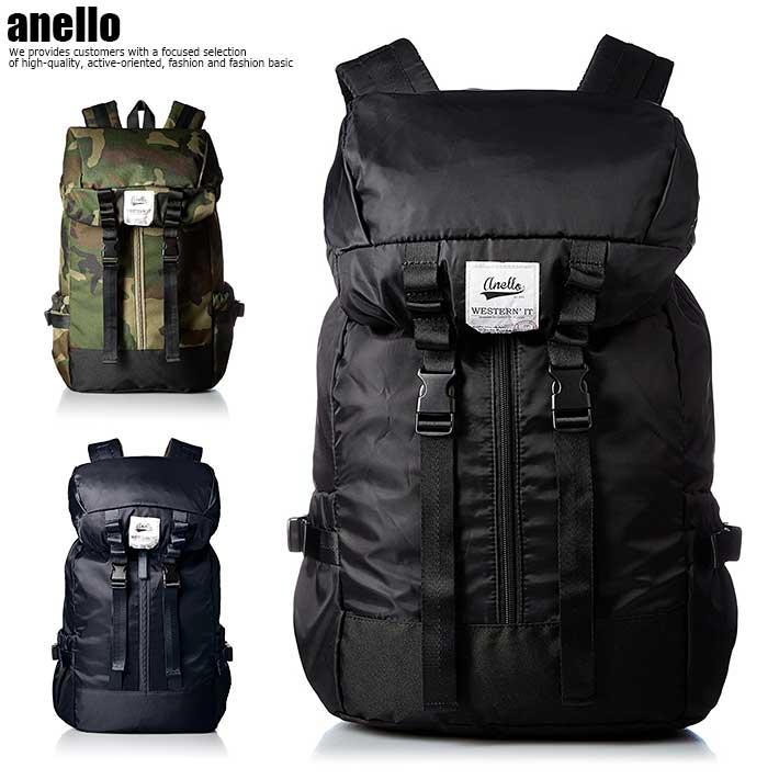 anello アネロ リュックサック デイパック バックパック レディース AT-28391 SD4730126 【Y_SD】■180216