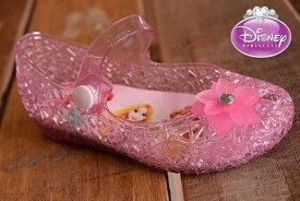 お子様大喜び ディズニー プリンセス ガラスの靴 光る靴 パンプス サンダル 女の子 アリエル ラプンツェル ベル 7357 【Y_KO】 ■180410