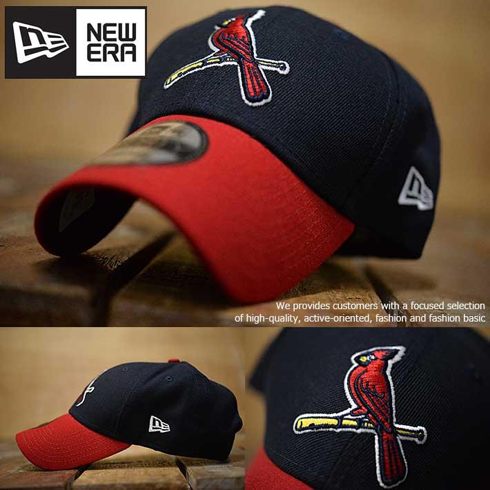 USA直輸入 正規品 NEW ERA キャップ ニューエラ 9FORTY MLB 帽子 メンズ レディース セントルイス・カージナルス 11001315 180503
