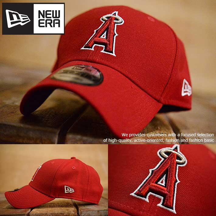 USA直輸入 正規品 NEW ERA キャップ ニューエラ 9FORTY MLB 帽子 メンズ レディース ロサンゼルス・エンゼルス 11576727 180503