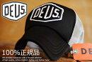 メッシュキャップメンズ120%正規DeusexMachinaデウスエクスマキナメッシュキャップレディース帽子野球帽キャップメンズブラックグレーDMS07875BAYLANDSTRUCKER180902