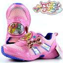 スター トゥインクル プリキュア スニーカー 女の子 子ども スタートゥインクル こども キッズシューズ 靴 子供靴 シューズ 女児 スニーカー 運動靴 スタプリ キッズ キャラクター 15cm 16cm 17cm 18cm 19cm Y_KO 7504 ピンク 190315