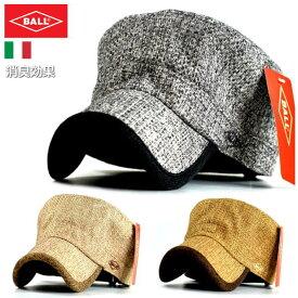 BALL ボール 消臭効果 ワークキャップ キャップ 帽子 送料無料 メンズ ブランド ジュートライク 麻 DS846 190715