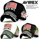 正規品AVIREXメッシュキャップキャップ帽子メンズブランドアヴィレックスアビレックス1419H9200送料無料ロゴ刺繍190724