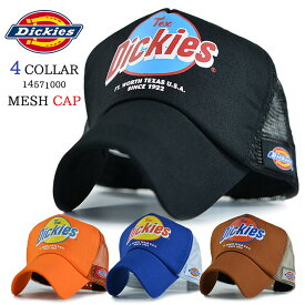 Dickies ディッキーズ メッシュキャップ キャップ ブランド 帽子 メンズ レディース 送料無料 14571000