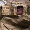 货物裤子人货物卡其色系短裤细长的直率的ARIZONA亚利桑那州男性时装底长523-4336浅驼色■05131105
