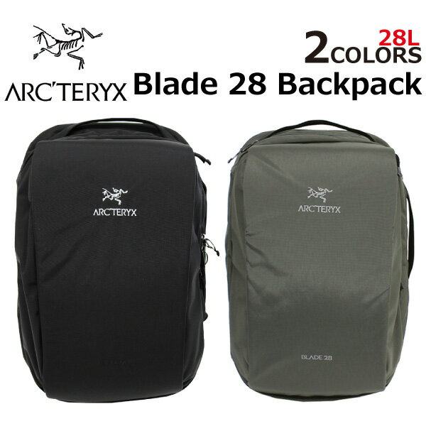ARCTERYX アークテリクス Blade 28 Backpack ブレード 28 バックパックリュックサック リュックサック デイパック バッグ メンズ レディース A3 28L 16178プレゼント ギフト 通勤 通学 送料無料