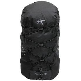 ARCTERYX アークテリクス Aerios 10 Backpack エアリオス 10 バックパックリュック リュックサック バッグ メンズ レディース 10L 7347 RAVENレイブン プレゼント ギフト 通勤 通学 送料無料