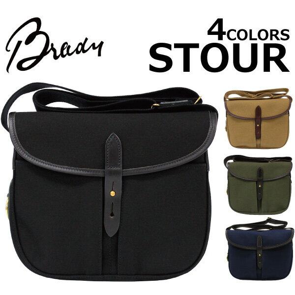 BRADY/ブレディ ストアSTOUR ショルダーバッグ/カバン/鞄 メンズ/レディースプレゼント/ギフト/通勤/通学/送料無料