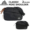 GREGORY グレゴリー Classic Mini Shoulder クラシック ミニ ショルダーカバン バッグ メンズ レディース 7L 125403ブ…