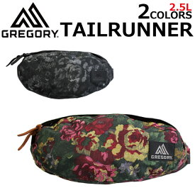 GREGORY グレゴリー TAILRUNNER テールランナー ウエストバッグヒップバッグ ボディバッグ バッグ 斜めがけ メンズ レディース 2.5L 65245プレゼント ギフト 通勤 通学 母の日