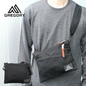 GREGORY グレゴリー CLASSIC SACOCHE M クラシック サコッシュサコッシュ ショルダーバッグ バッグ レディース メンズ 109457 109458プレゼント ギフト 通勤 通学 送料無料