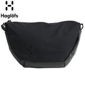 Haglofs ホグロフス KISEL SMALL キセルSボディバッグ メンズ 339332 1.2Lトゥルー ブラック プレゼント ギフト 通勤 通学