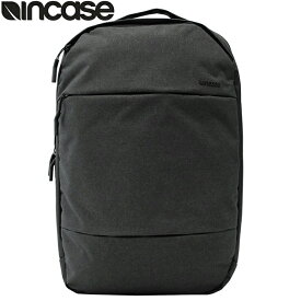 MAX1000OFFクーポン配布中!7/26 1:59まで INCASE インケース City Collection Backpack シティー コレクション バックパックデイパック メンズ レディース CL55450 A3ブラック プレゼント ギフト 通勤 通学 送料無料
