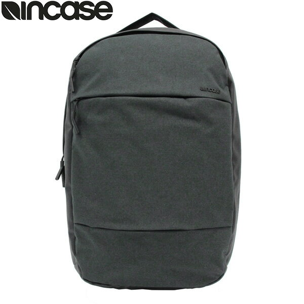 INCASE インケース City Collection Compact Backpack シティー コレクション コンパクト バックパックデイパック メンズ レディース CL55452 A3ブラック プレゼント ギフト 通勤 通学 送料無料
