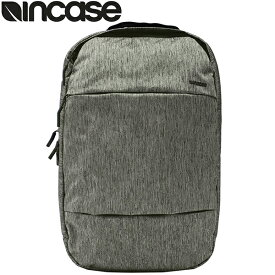 MAX1000OFFクーポン配布中!7/26 1:59まで INCASE インケース City Collection Backpack シティー コレクション バックパックデイパック メンズ レディース CL55569 A3ヘザーブラック プレゼント ギフト 通勤 通学 送料無料