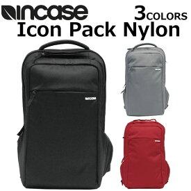 MAX1000OFFクーポン配布中!7/26 1:59まで INCASE インケース Icon Pack Nylon アイコン パック ナイロン Sac Icon サックデイパック メンズ レディース A3 プレゼント ギフト 通勤 通学 送料無料