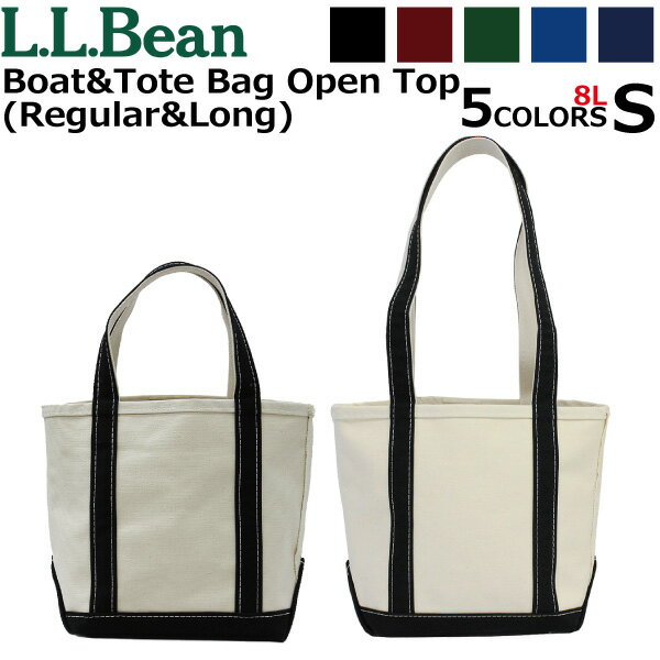 L.L. Bean LL Bean エルエルビーン Boat and Tote Bag Open Top Small ボートアンドトートバッグ オープントップ Sサイズハンドバッグ バッグ レディース キャンバス 112635プレゼント ギフト 通勤 通学 送料無料