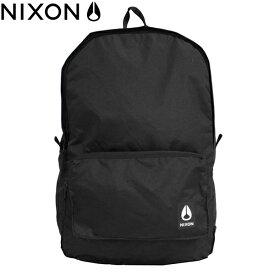 NIXON ニクソン C2829001 Everyday packエブリデイ パックリュックサック バックパック カバン 鞄 バッグ メンズ レディース all black オールブラックブラック プレゼント ギフト 通勤 通学 送料無料