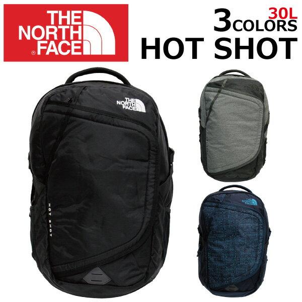 THE NORTH FACE ザ ノースフェイス HOT SHOT ホットショットリュック リュックサック バックパック メンズ レディース A3 30Lプレゼント ギフト 通勤 通学 送料無料