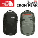 THE NORTH FACE ザ ノースフェイス IRON PEAK BACKPACK アイアンピーク バックパックリュックサック バッグ 28L B4メンズ ...