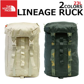 THE NORTH FACE ザ ノースフェイス LINEAGE RUCK リネージュラックリュック リュックサック バックパック 23L A3 メンズ レディースプレゼント ギフト 通勤 通学 送料無料