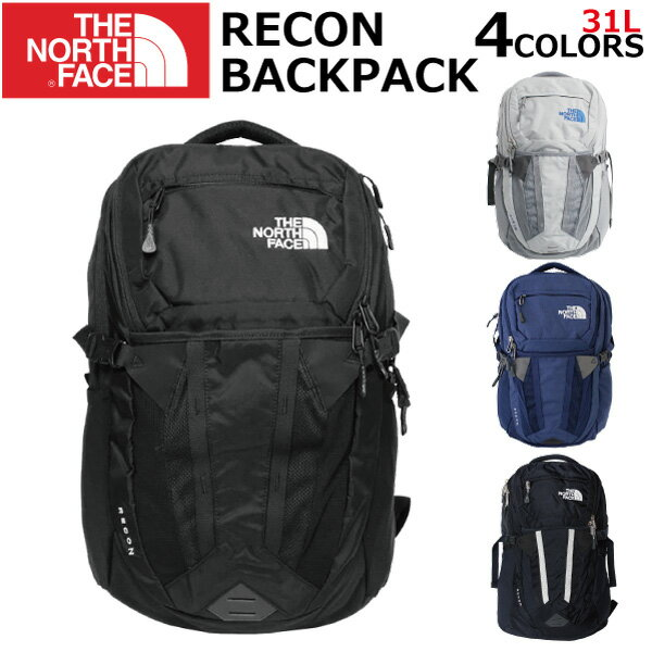 THE NORTH FACE ザ ノースフェイス RECON リーコンリュック リュックサック バッグ バックパック メンズ レディース A3 31Lプレゼント ギフト 通勤 通学 送料無料