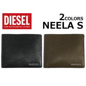 5d792ac68ed6 DIESEL ディーゼル NEELA S JEM-J財布 二つ折り 革 メンズ レディース X03923-PR271