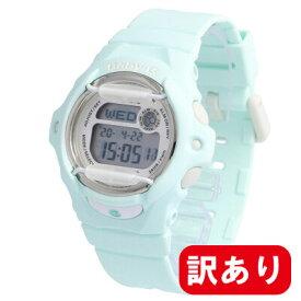 【訳あり】【アウトレット】【BOXなし】CASIO カシオ / Baby-G ベビージー BG-169R-3 レディース Blooming Pastel Colors ブルーミング・パステル・カラーズ デジタル 腕時計