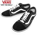 VANS ヴァンズ OLD SKOOL オールドスクール靴 シューズ スニーカー メンズ レディース ユニセックス VN000D3HY28ブラ…