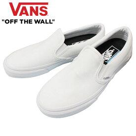 VANS ヴァンズ CLASSIC SLIP-ON UC Makers クラシック スリッポン メーカーズ靴 シューズ スニーカー メンズ レディース ユニセックス VN0A3MUDV7Yホワイト プレゼント ギフト 通勤 通学 送料無料