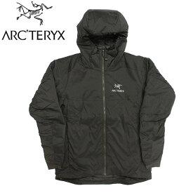 ARCTERYX アークテリクス 14648 Atom AR Hoody Men's アトム AR フーディ メンズジャケット パーカー 14648ブラック プレゼント ギフト 通勤 通学 送料無料