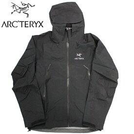 ARCTERYX アークテリクス Beta AR Jacket Men's ベータ ジャケット メンズパーカー 21782ブラック プレゼント ギフト 通勤 通学 送料無料