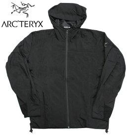 ARCTERYX アークテリクス SOLANO HOODY Men's ソラノフーディ メンズジャケット パーカー アウター ブラック メンズ 24386 プレゼント ギフト 通勤 通学 送料無料