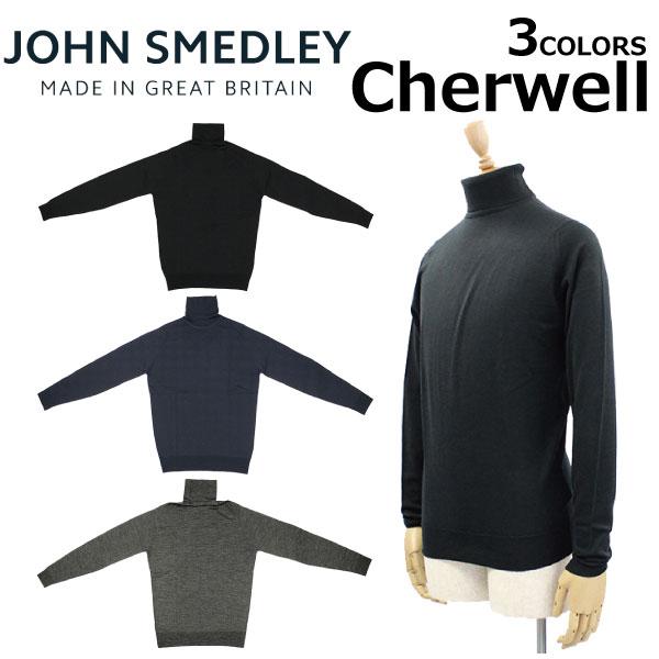 JOHN SMEDLEY ジョン・スメドレー ジョンスメドレー CHERWELL チャーウェル 30ゲージ スタンダードフィット ニット メンズプレゼント ギフト 通勤 通学 送料無料