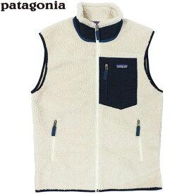 patagonia パタゴニア Men's Classic Retro-X Vest メンズ クラシック レトロ ベストボアベスト ブルゾン アウトドア メンズ レディース 23048ベージュ プレゼント ギフト 通勤 通学 送料無料