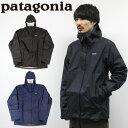 patagonia パタゴニア Men's torrent shell 3L jacket メンズ・トレントシェル3L・ジャケットメンズ ブラック ネイビ…