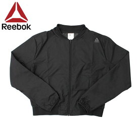 Reebok リーボック WOR Woven Jacket ウーブン ジャケットアウター スポーツ レディース DU4730ブラック プレゼント ギフト 通勤 通学 送料無料