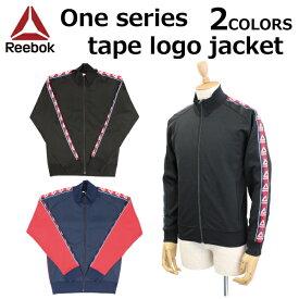 Reebok リーボック ONE SERIES TAPE LOGO JACKET ワンシリーズ テープロゴ ジャケットトップス スポーツ レディース ロゴ DV3356 DV3358プレゼント ギフト 通勤 通学