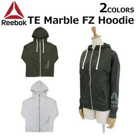 Reebok CLASSIC リーボック ワンシリーズ TE Marble FZ Hoodie TE マーブル スウェット フルジップ パーカーパーカー スポーツ レディース DU4899 DP6665プレゼント ギフト 通勤 通学