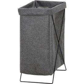 ランドリー バスケット 洗濯かご 洗濯カゴ ランドリーバスケット ランドリーチェスト 北欧 おしゃれ 麻ランドリーボックス マルチ収納ボックス バス用品 グレー